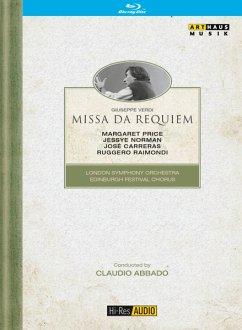 Missa Da Requiem - Price,M./Norman,J./Carreras,J./Raimondi,R./Abbado