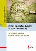 Berichte aus den Randbezirken der Erwachsenenbildung (eBook, PDF)