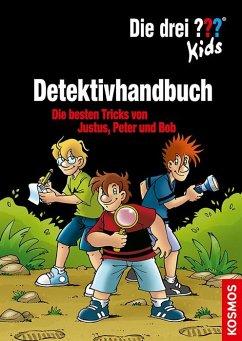 Die drei ??? Kids Detektivhandbuch (drei Fragez...