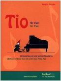 Tio für zwei, für Klavier 4-händig