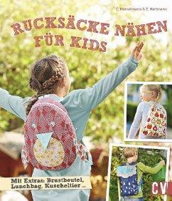Rucksäcke nähen für Kids (Mängelexemplar)