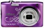 Nikon COOLPIX A100 Kompaktkamera violett ornament