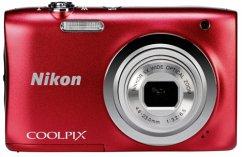 Nikon COOLPIX A100 Kompaktkamera rot