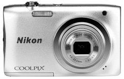 Nikon COOLPIX A100 Kompaktkamera silber