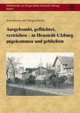 Ausgebombt, geflüchtet, vertrieben - in Henstedt-Ulzburg angekommen und geblieben