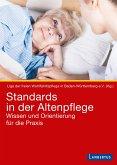 Standards in der Altenpflege (eBook, PDF)