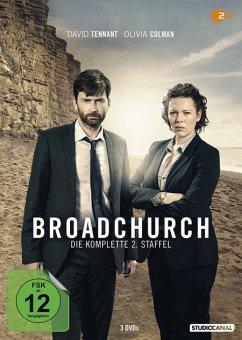 Broadchurch - Die komplette 2. Staffel DVD-Box - Tennant,David/Colman,Olivia