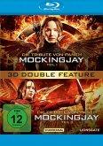 Die Tribute von Panem - Mockingjay - Teil 1+2 3D-Edition