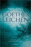 Goethes Leichen (Mängelexemplar)