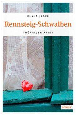 Rennsteig-Schwalben (Mängelexemplar) - Jäger, Klaus