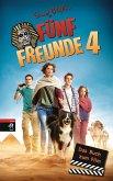 Fünf Freunde 4 / Fünf Freunde Buch zum Film Bd.4 (Mängelexemplar)