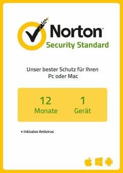 NortonLifeLock Norton Security 3.0 Standard - 1 Gerät (Download für Windows)