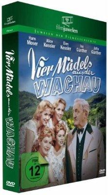 Vier Mädels aus der Wachau Filmjuwelen
