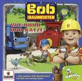 Bob, der Baumeister - Wie Hund und Katze, 1 Audio-CD