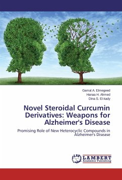 Novel Steroidal Curcumin Derivatives: Weapons for Alzheimer's Disease