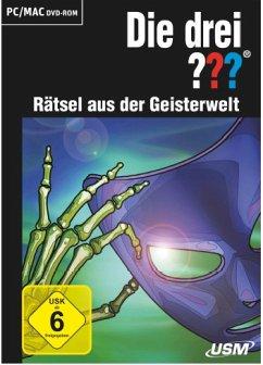 Die drei ???: Rätsel aus der Geisterwelt (PC+Mac)