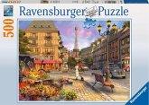 Ravensburger 14683 - Spaziergang durch Paris, Puzzle 500 Teile