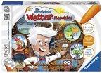 Ravensburger 00757 - tiptoi, die verrückte Wettermaschine, Lernspiel