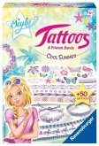 Ravensburger 18320 - Tattoos und Friends Bands, Cool Summer, bunt
