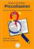 Piccolissimi (fixed-layout eBook, ePUB)