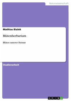 Blütenherbarium (eBook, PDF)