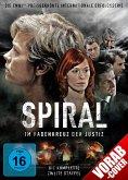 Spiral - Die komplette zweite Staffel DVD-Box