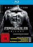 The Expendables Trilogy BLU-RAY Box