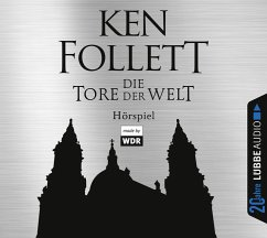 Die Tore der Welt / Kingsbridge Bd.2 (8 Audio-CDs) - Follett, Ken