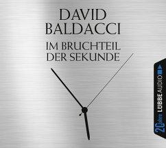 Im Bruchteil der Sekunde / Maxwell & King Bd.1 (6 Audio-CDs) - Baldacci, David