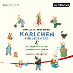 Karlchen für jeden Tag (MP3-Download) - Berner, Rotraut Susanne