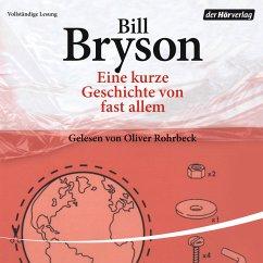 Eine kurze Geschichte von fast allem (MP3-Download) - Bryson, Bill