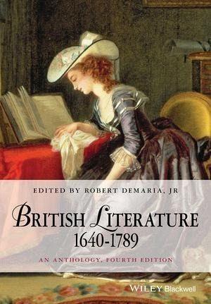 British Literature 1640-1789 (eBook, PDF)