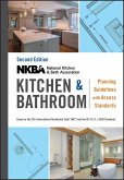 NKBA Kitchen and Bathroom Planning Guidelines with Access Standards (eBook, ePUB)