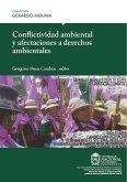 Conflictividad ambiental y afectaciones a derechos ambientales (eBook, ePUB)