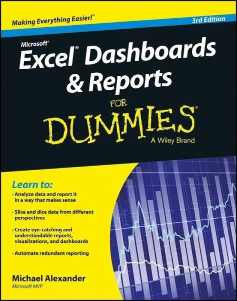 Excel Dashboards and Reports for Dummies (eBook, PDF)