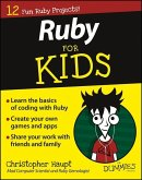 Ruby For Kids For Dummies (eBook, PDF)