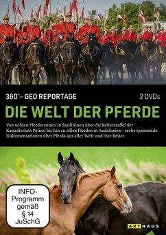 Die Welt der Pferde / 360° - GEO Reportage - Diverse