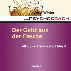 Starthilfe-Hörbuch-Download zum Buch Der Psychocoach 5: Der Geist aus der Flasche (MP3-Download)