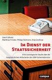 Im Dienst der Staatssicherheit (eBook, PDF)