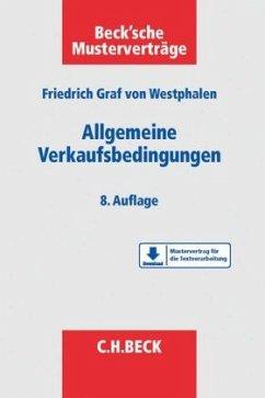 Allgemeine Verkaufsbedingungen - Westphalen, Friedrich Graf von