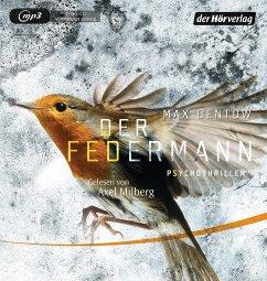 Der Federmann / Nils Trojan Bd.1 (1 MP3-CDs) - Bentow, Max