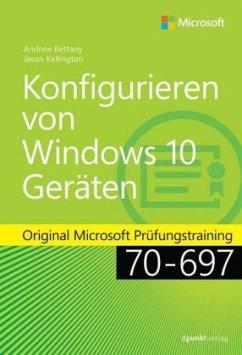 Konfigurieren von Microsoft Windows 10-Geräten