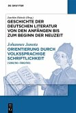 Orientierung durch volkssprachige Schriftlichkeit (eBook, PDF)
