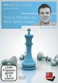 Typical mistakes by 1800-2000 Players, DVD-ROM