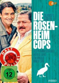 Die Rosenheim Cops - Staffel 07 DVD-Box