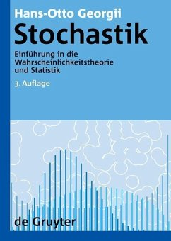 Stochastik (eBook, PDF) - Georgii, Hans-Otto