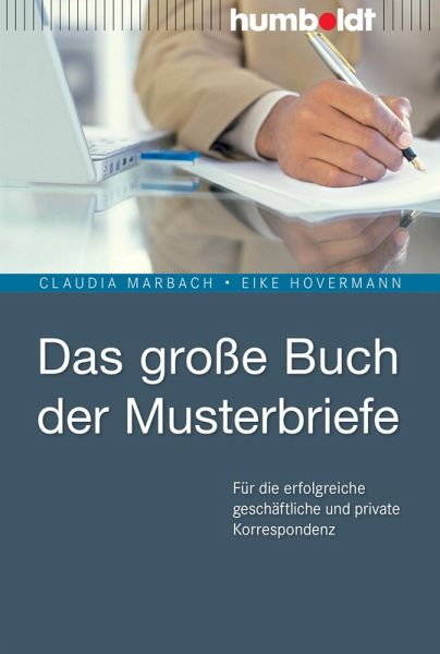 Das große Buch der Musterbriefe (eBook, PDF) - Marbach, Claudia; Hovermann, Eike