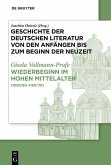 Wiederbeginn volkssprachiger Schriftlichkeit im hohen Mittelalter (eBook, PDF)