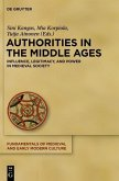 Authorities in the Middle Ages (eBook, PDF)