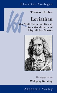 Thomas Hobbes: Leviathan (eBook, PDF)